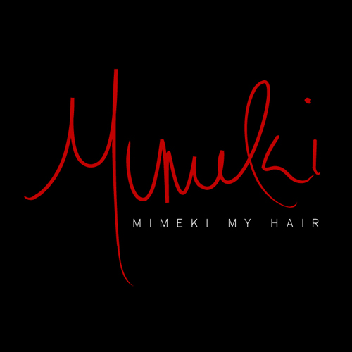 mimeki my hair logo